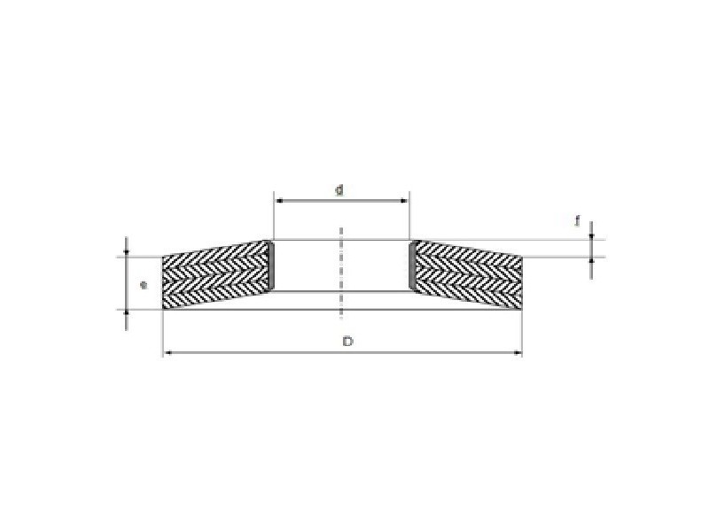 Rondelles ressort TREP type 4L brut